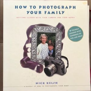 Book how to photograph your family